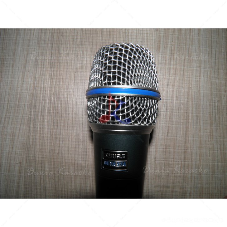 Mic Kabel Shure Beta 57 A Instrument