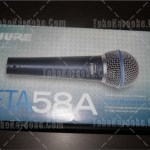 Mic Kabel Shure Beta 58 KW Super