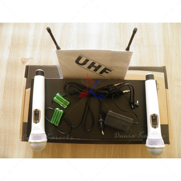 Mic Wireless Muray MU 800 UHF