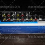 Audio Video Splitter 104VA 1 In 4 Out AV AMP Splitter