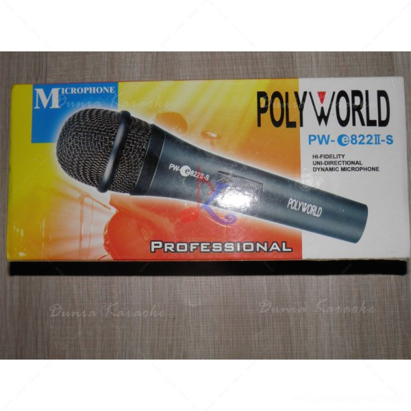 Mic Kabel Polyworld PW 822s