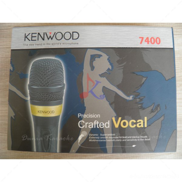 Mic Kabel Kenwood 7400