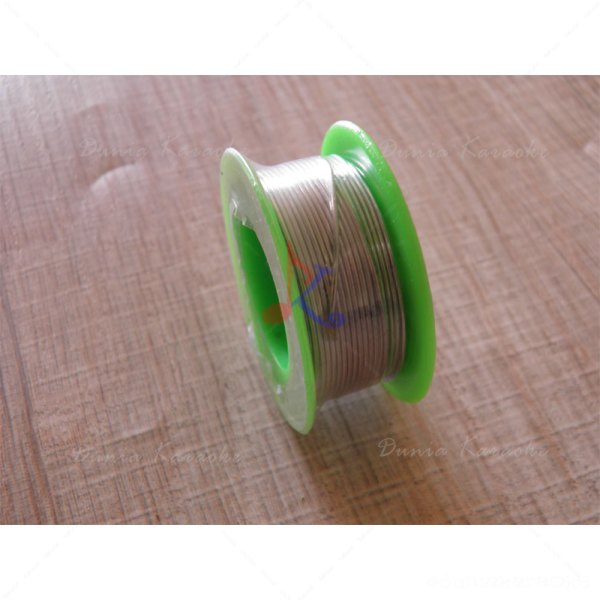 Timah Solder Nikisae 0.8 mm 10 Meter Flux Cored Solder Wire