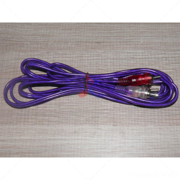 Kabel RCA to RCA 2 Way Intracom Cable 2,5 Meter
