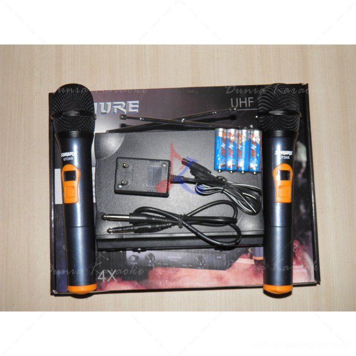 Microphone Wireless Shure UT 42 X Digital Handheld