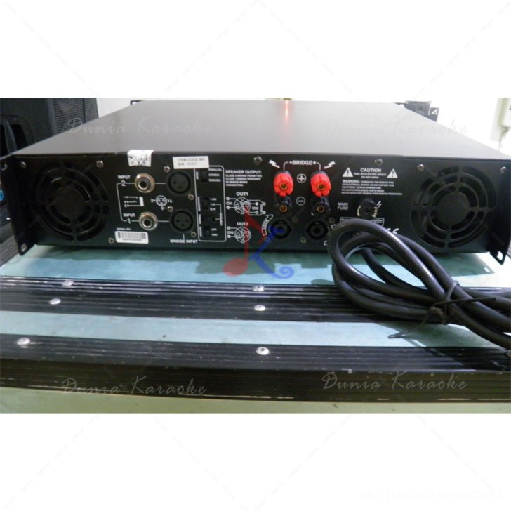 Stereo Power Amplifier AXL Audion A8