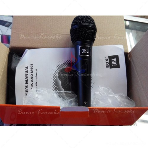 Microphone Kabel JBL M 70s High Output Dynamic Microphone