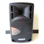 "Loudspeaker Aktif Hardwell MAX15RAE 15"" Power 300 Watt Include FM and MP3 Player"