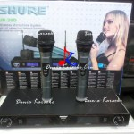 Microphone Wireless Shure UR 29D