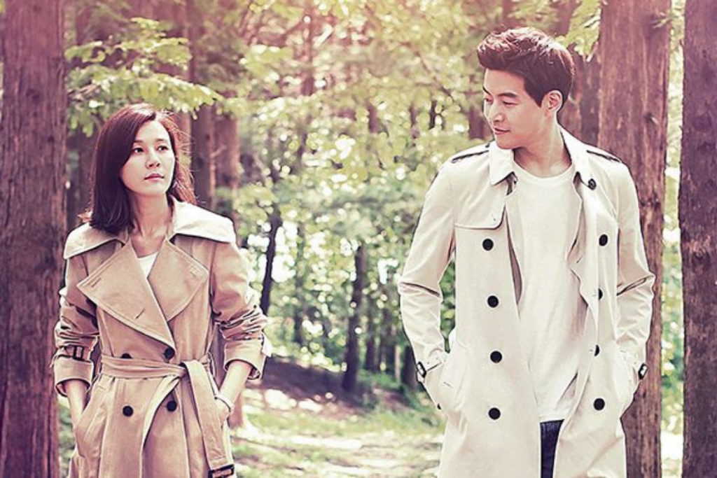 Drama Korea Tentang Perselingkuhan - on the way to the airport