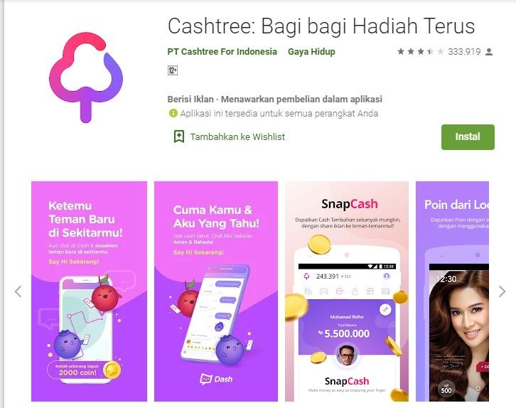 Aplikasi Penghasil Pulsa Android Terbaru