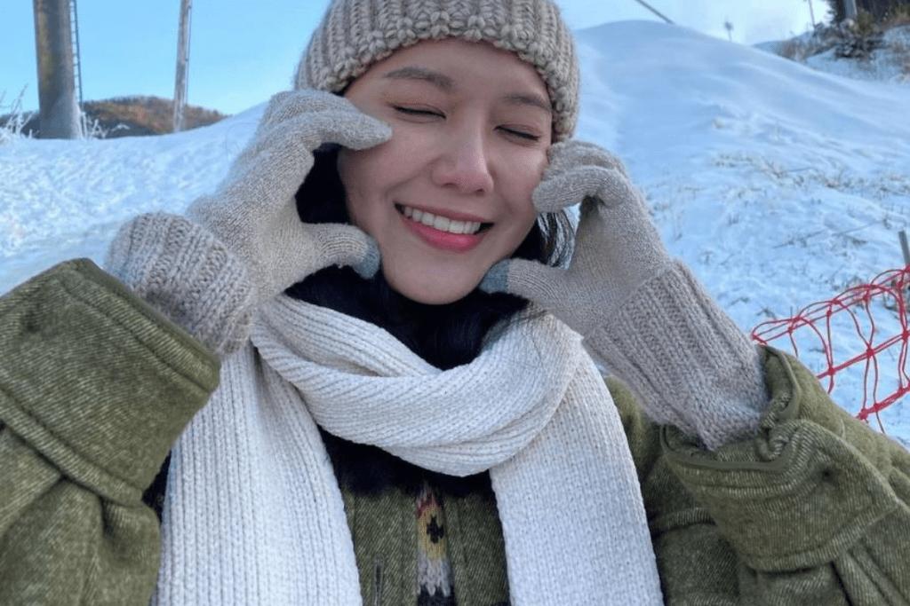 Pemeran Seo Dan Ah Run On
