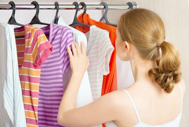 ropa de armario