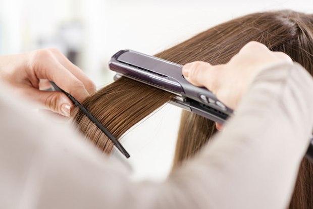 plancha de pelo