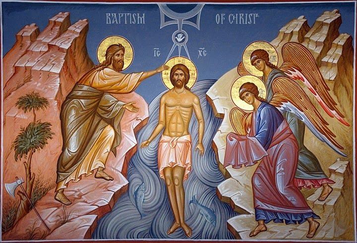 Feast of the Lord's Baptism – a reflection by Mgr Aldo