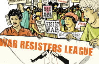 Day 36: War Resistors League