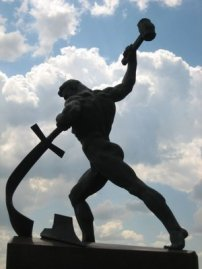 Day 77: Swords Into Plowshares Peace Center and Gallery