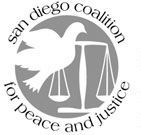 Day 89: San Diego Coalition for Peace and Justice