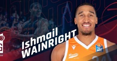 Ishmail Wainright