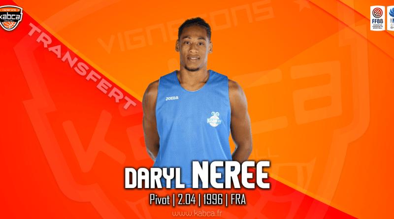 Daryl Nérée Basket Alsace