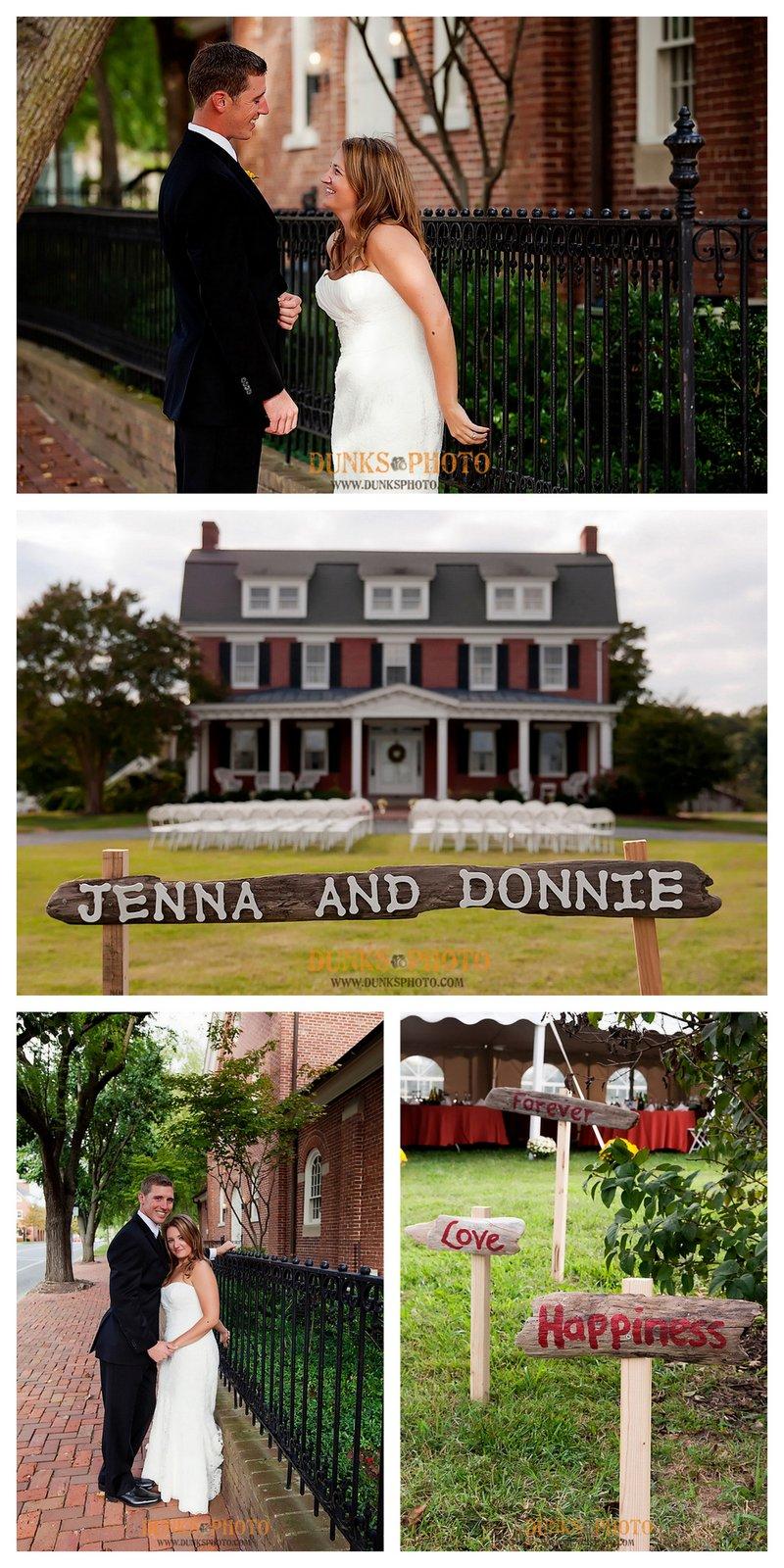 A Brittland Estates Wedding Jenna Amp Donnie 9292012