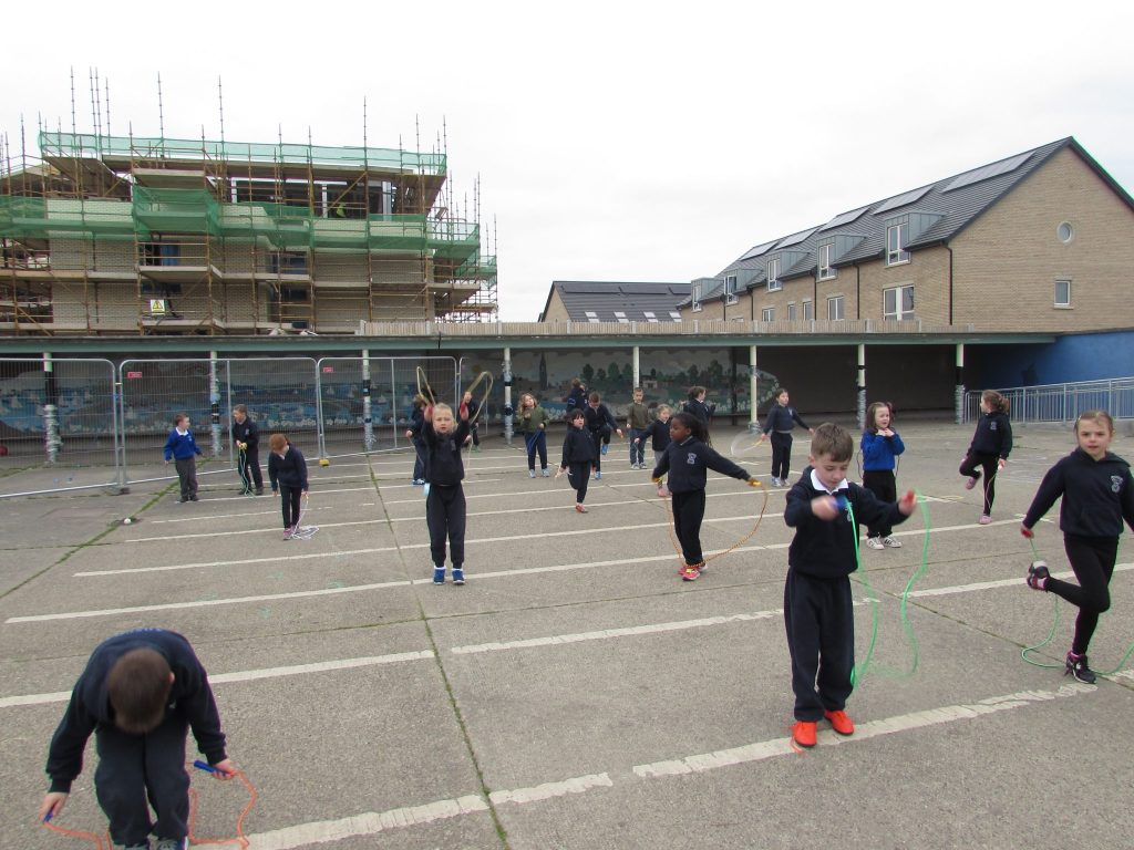 Skipping during Active Week