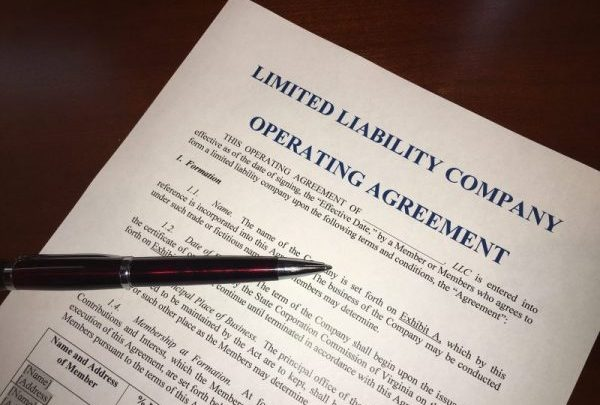 What is an LLC Operating Agreement