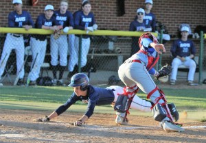 Western advances with 6-4 JoCo Easter win over Rams