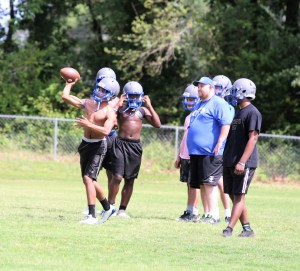 Hawks conclude spring football