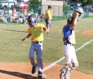 Eight is enough for Mosquito Joe's in Dunn Majors semifinal