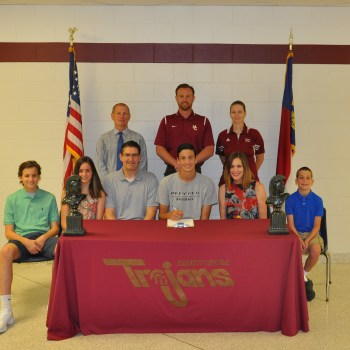 Gervase signs with Pfeiffer