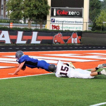 Penny sees progress in set of scrimmages at Campbell