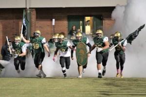 SJ takes 58-10 Homecoming victory over Smithfield-Selma