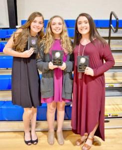 Eagles present fall awards, Breslin named to coach soccer