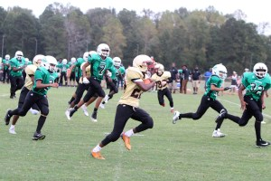 Central middle rallies past Greenwaves