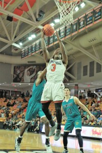 Clemons leads Camels past UNCW in OT with 44 points in season opener