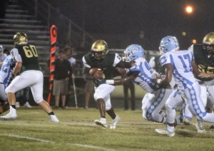 Cleveland clinches conference crown with 28-13 win at South