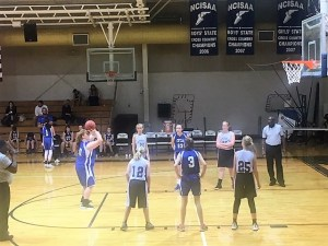 CFCA middle school girls win at Fayetteville Academy