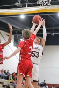 Western, Central divide middle school games