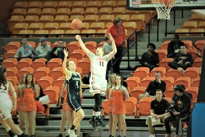 Lady Camels take Big South Tournament win over Longwood