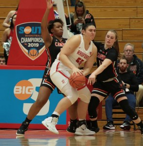 Radford holds off CU women in Big South final