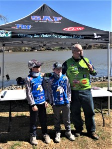 Ennis brothers win state fishing