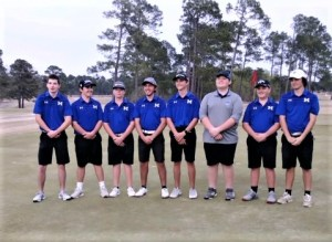 Midway wins Sampson County golf