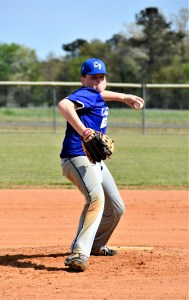 Softball no-hitter, home run; baseball gets SAC win