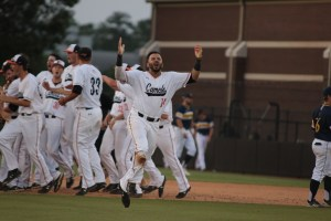 Campbell tops Quinnipiac to move to 2-0 in Greenville regional