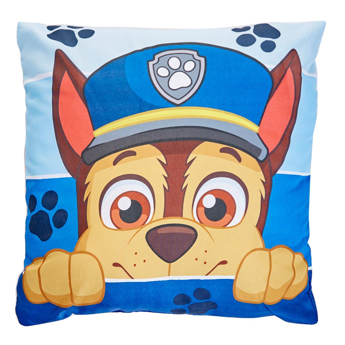 paw patrol cushion