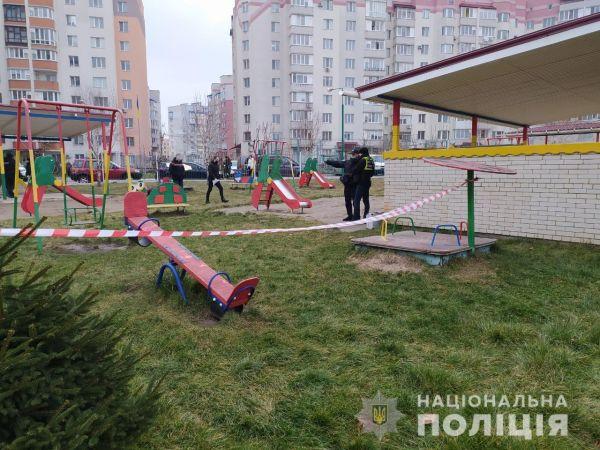 В Виннице на территории детского сада произошёл взрыв