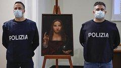 В Неаполе нашли украденную копию картины Леонардо да Винчи – где находится оригинал, пока неизвестно