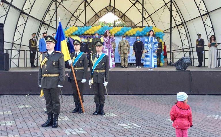 Донаціонально-патріотичного виховання устолиці залучать військові частини – Новости Киева
