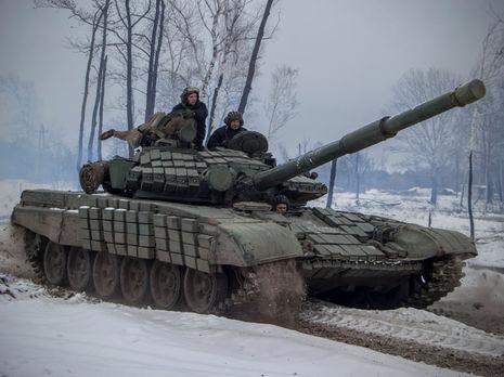 Пророссийские боевики из гранатометов обстреляли позиции ВСУ на Донбассе – штаб ООС